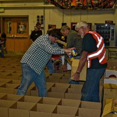 Help fill the Holiday Basket Project boxes