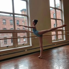 Bow student to perform with Boston Ballet