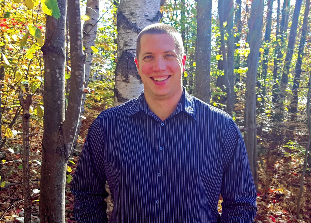 Robert Dunn, the Concord Young Professionals Network Young Professional of the Month for November. Courtesy
