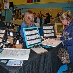 Craft fairs sure are quite the undertaking