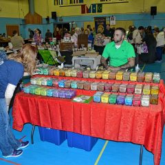 It's a busy weekend on the craft fair circuit in Concord