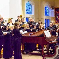 New Hampshire Master Chorale to perform 'The Heart of the Singer' at First Congregational Church