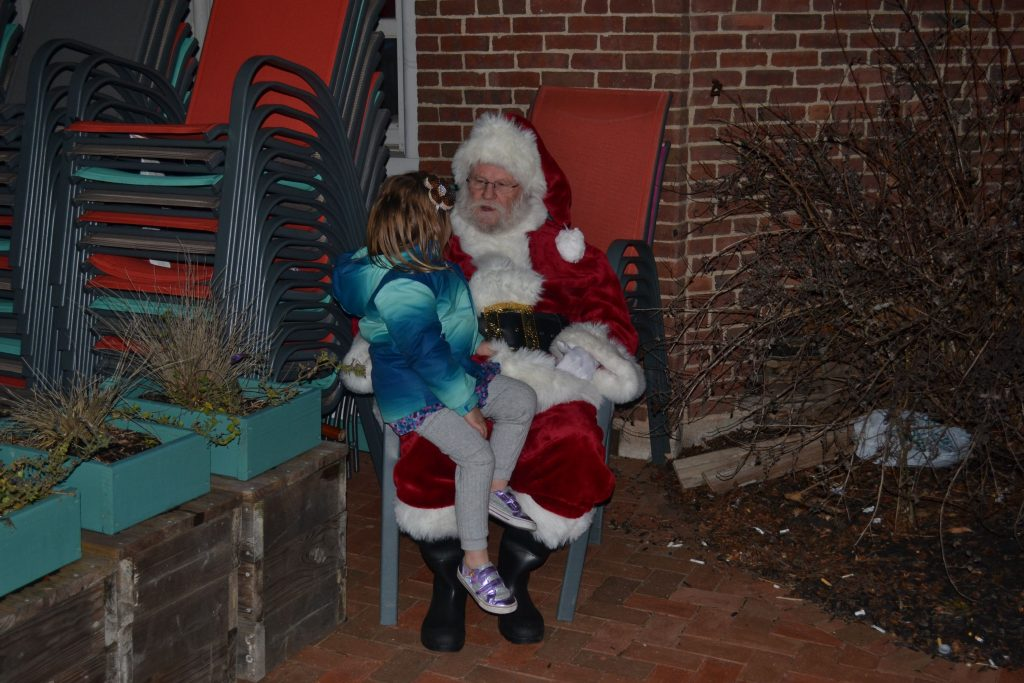 We checked out all the happenings at Midnight Merriment last Friday. Tim Goodwin