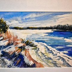 On Display: Merrimack River Painters at Kimball Jenkins