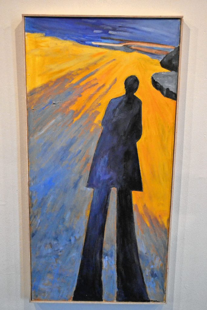 Self Portrait, Ann Saunderson. TIM GOODWIN / Insider staff