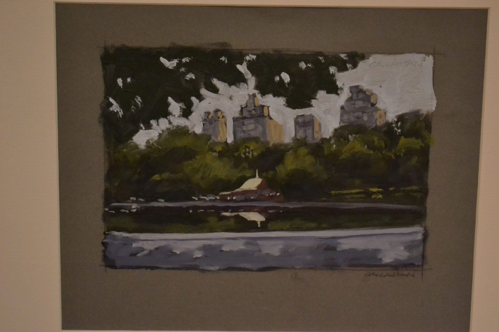 Basin in Central Park, Colin Callahan. TIM GOODWIN / Insider staff