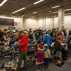 Get your winter gear at the ski & skate sale
