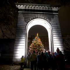 Donations needed for annual Concord Christmas tree lighting celebration