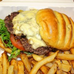 Go Try It: Create a prize-winning burger at Red Arrow Diner