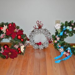 Wreath raffle to be held at Penacook Community Center