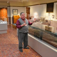 Take a guided tour of the N.H. Historical Society