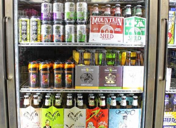 It's the middle of summer – and we like beer