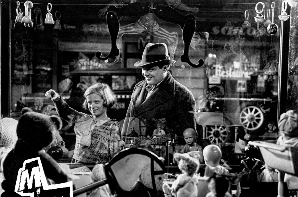 Image result for fritz lang m