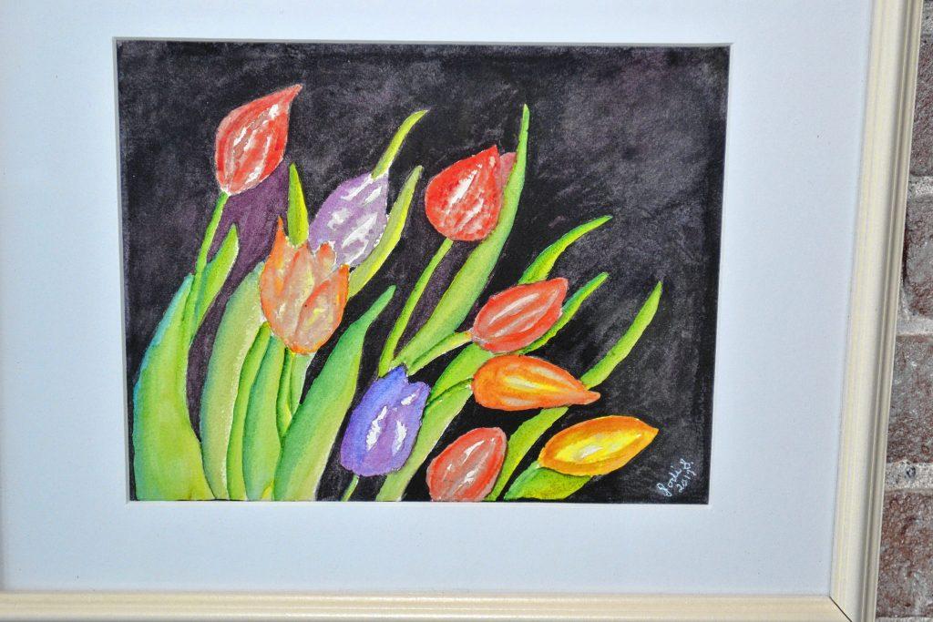 Tulips, Jodi Scaltreto. TIM GOODWIN / Insider staff
