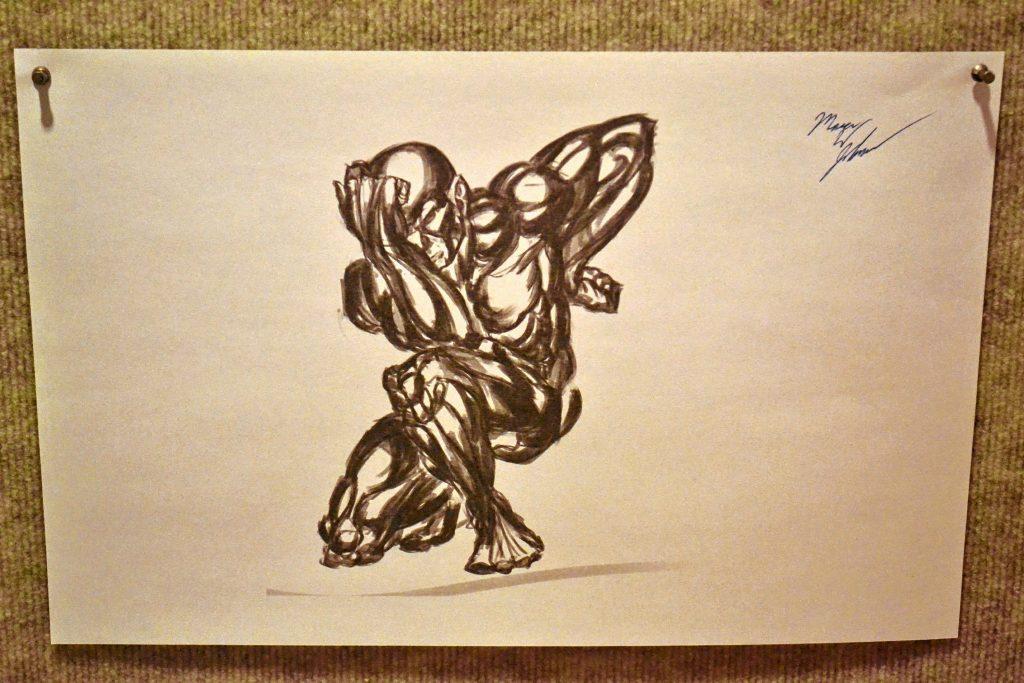 Figure Studies, Marc Johnson. TIM GOODWIN / Insider staff