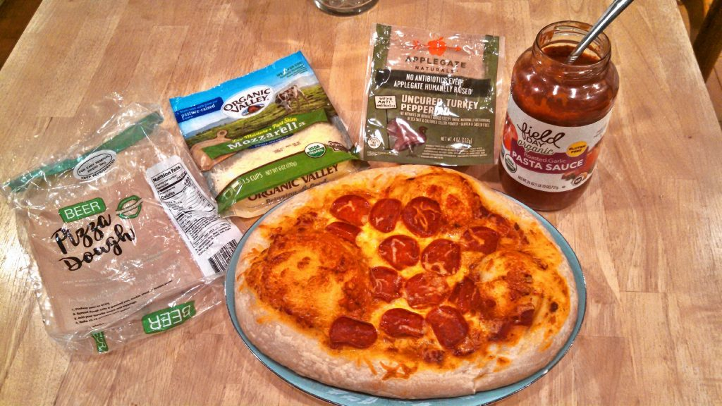 Go Try It Make Your Own Mostly Healthy Pizza At Home The Concord Insider