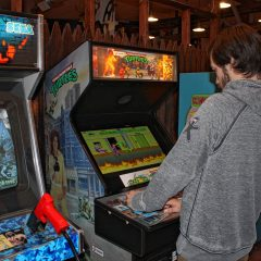 Go Try It: Play some retro arcade games at Area 23