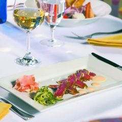 Treat your Valentine to a romantic dinner in Concord