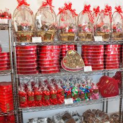 We found all the candy you need for Valentine's Day