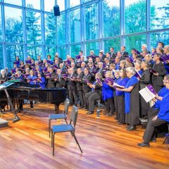 Concord Chorale is celebrating five decades