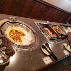 Food Snob: Breakfast buffet at the Red Blazer