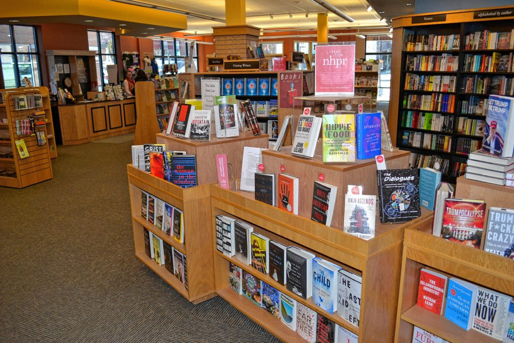 Gibson's Bookstore was nominated for the Publishers Weekly Bookstore of the Year Award. TIM GOODWIN / Insider staff