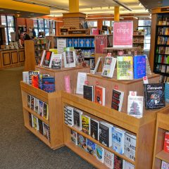 Saturday is Independent Bookstore Day at Gibson's Bookstore