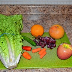 Making Good Health Simple: Food selection, preparation is the most important job