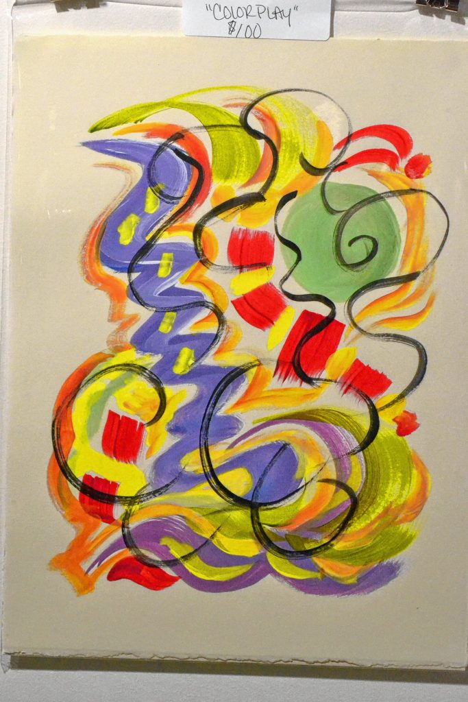 Color Play, Elizabeth D'Amico. TIM GOODWIN / Insider staff