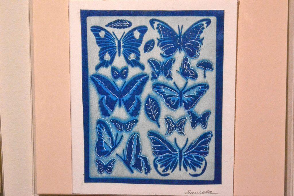 Butterflies, Gail Smuda. TIM GOODWIN / Insider staff