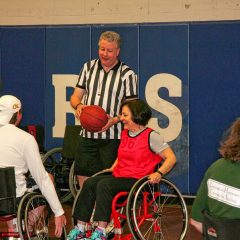 Rundlett Middle School to host wheelchair basketball tourney