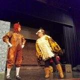 Two performances of Aesop's Fables this week