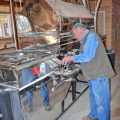 Mapletree Farm expanded its sugarhouse