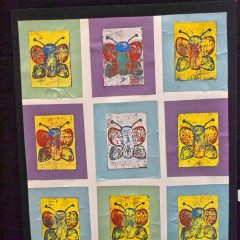 On Display:It's Youth Art Month – need we say any more?