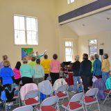 Songweaversgiveswomen a chance to sing