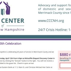 Crisis Center of Central New Hampshire turns 40