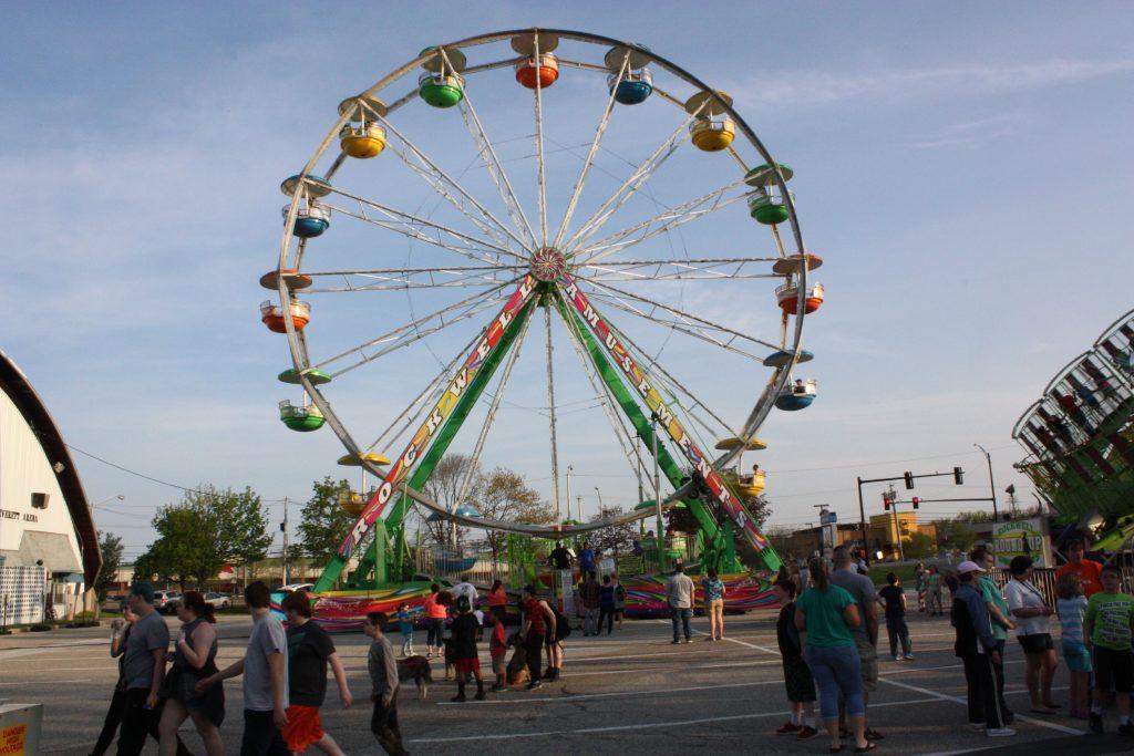 Scenes from the 61st annual Kiwanis Spring Fair. JON BODELL