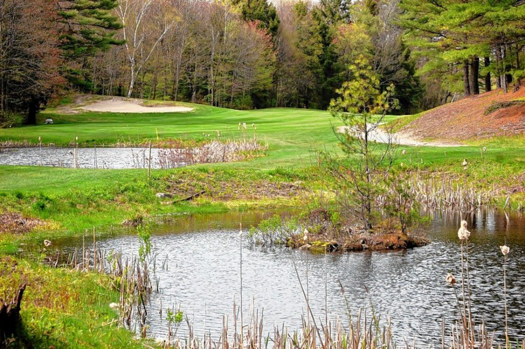 Country Club of N.H., North Sutton. Courtesy
