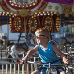 The Kiwanis Spring Fair is 4 days of pure fun