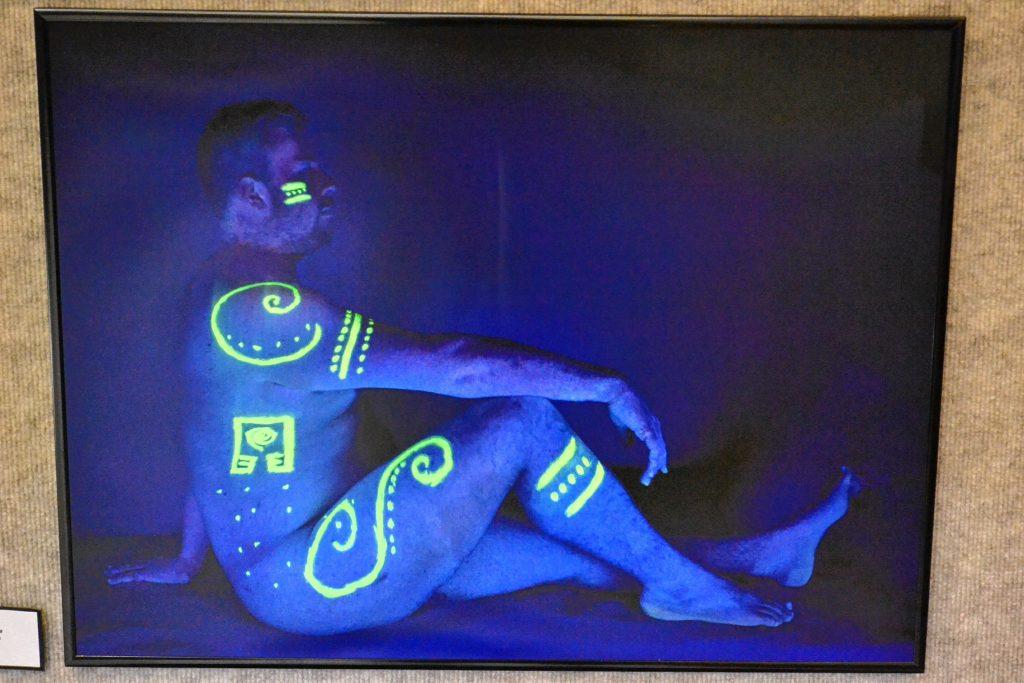 Element Four, Brianna Heckadon, NHTI Visual Arts Capstone. TIM GOODWIN / Insider staff