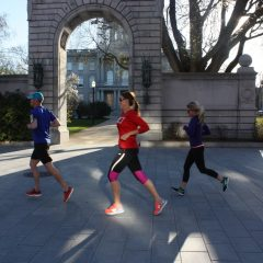 Get off the couch and start getting ready for your first 5K