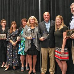 Concord area businesses, volunteers honored at Pinnacle Awards