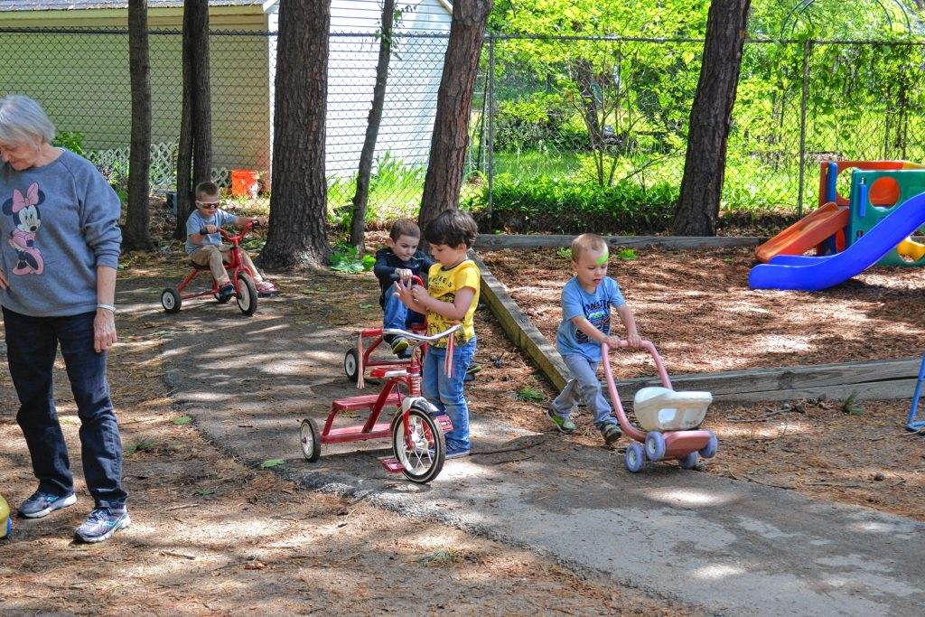 The Children's Place & Parent Education Center is turning 40 years old on June 26 and hosting a celebration and playground fundraiser  TIM GOODWIN / Insider staff