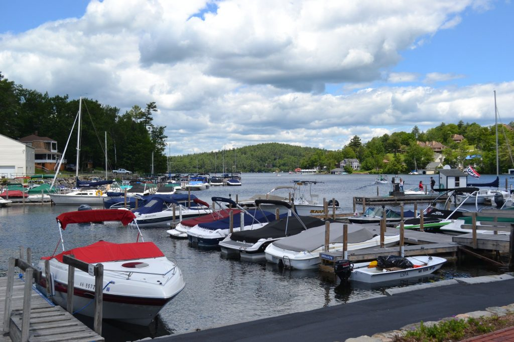We spent an entire day in the Lake Sunapee area, traveling to places like Newport, Newbury, New London, Sutton and of course, Sunapee. TIM GOODWIN / Insider staff
