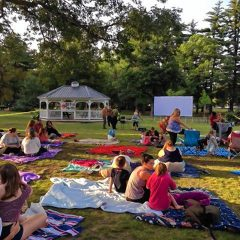 Parks and Rec to show two films this summer as part of Movies in the Park