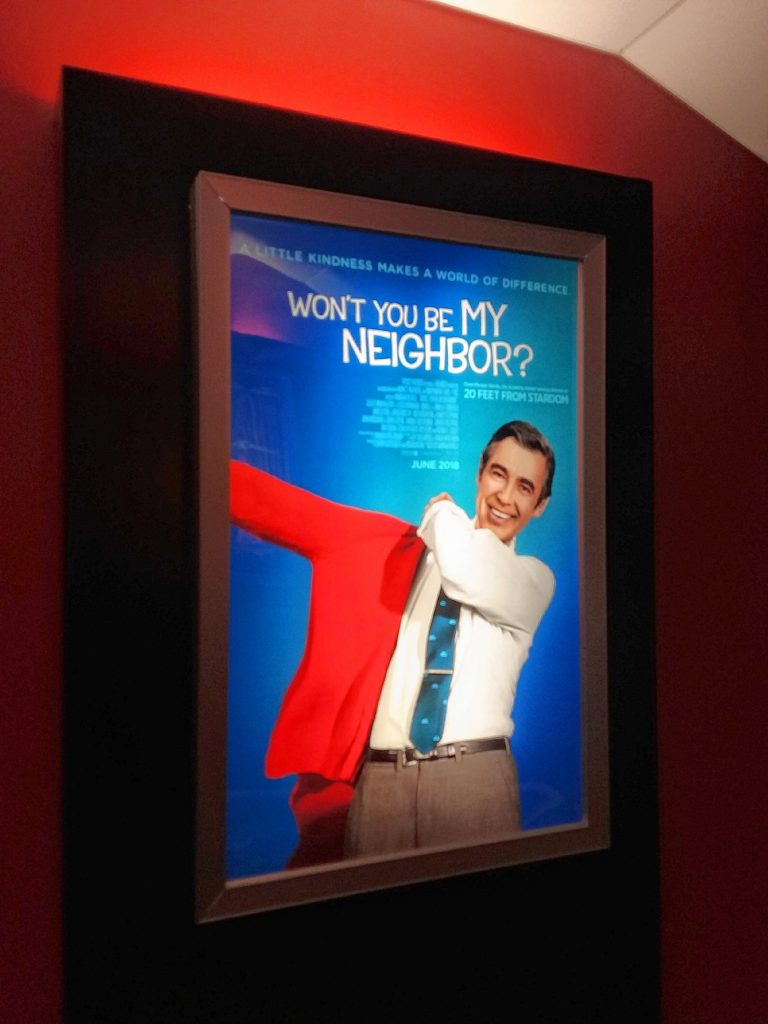 Won't You Be My Neighbor?, the documentary about the life and career of Mister Rogers, is currently showing at Red River Theatres. TIM GOODWIN / Insider staff