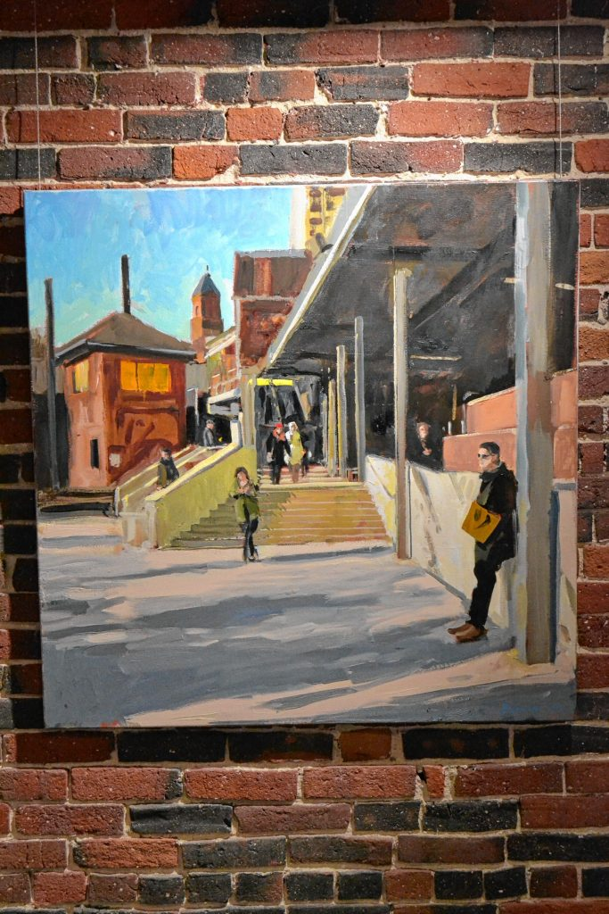 First Day of Spring, John Bonner, McGowan Fine Art. TIM GOODWIN / Insider staff