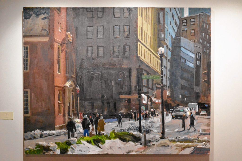 State Street, John Bonner, McGowan Fine Art. TIM GOODWIN / Insider staff