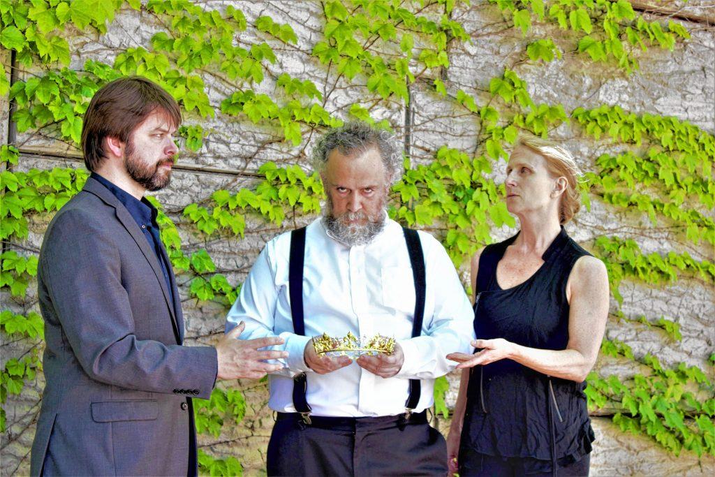 Phylloxera Productions will put on a three-week run of Richard II, an original adaptation by Gary Locke of Shakespeare's play. Courtesy of Gary Locke