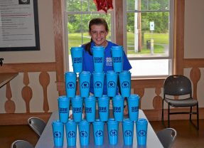 Sofia Payne wants to sell you a travel cup